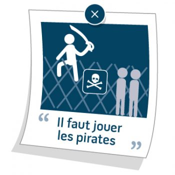 infographie Open Innovation pirates