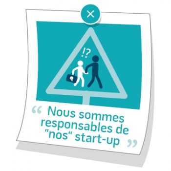 infographie Open Innovation start-up